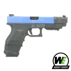 WE Two-Tone G33 Advanced Gen3 GBB Airsoft Pistol